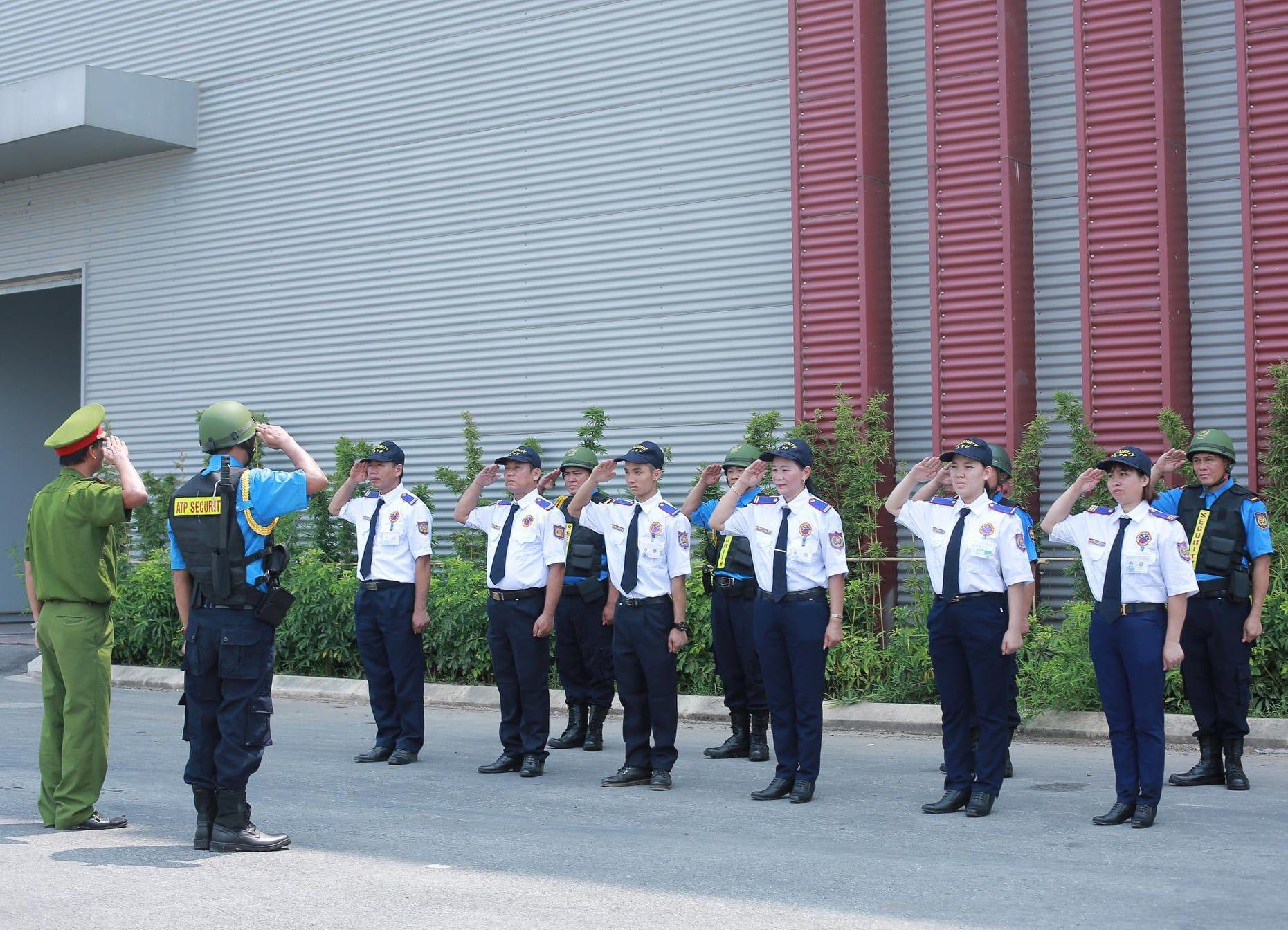 Công ty bảo vệ tại Vĩnh Phúc tuyển 20 bảo vệ KĐT Times Gadern