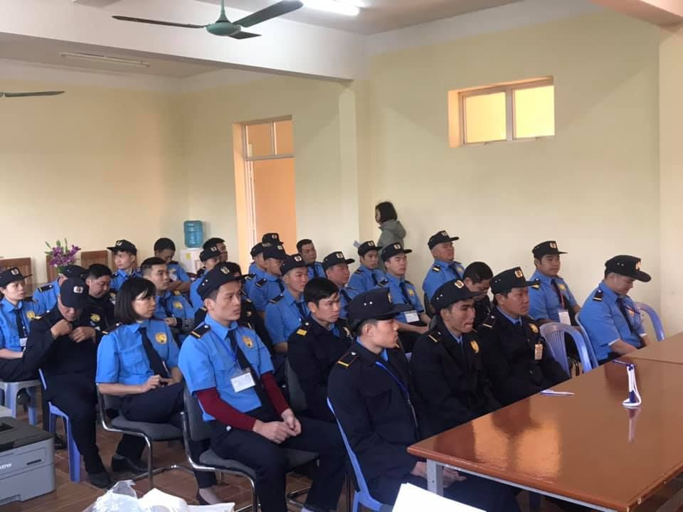 Vĩnh Yên - Tuyển 03 chỉ huy đội bảo vệ tại KCN Khai Quang