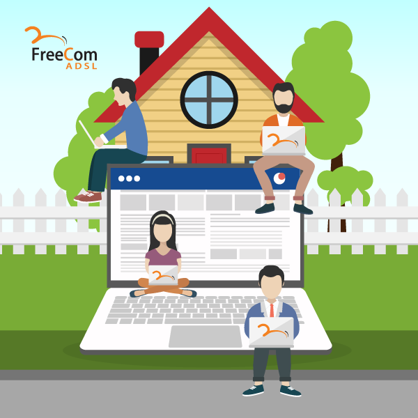 Sapevi che la connettività Wi-Fi non è veloce quanto quella via cavo?