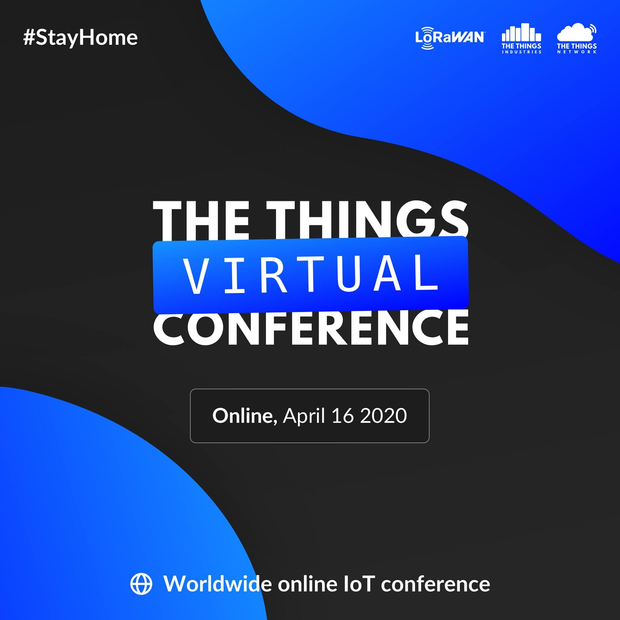 The Things Virtual Conference 2020