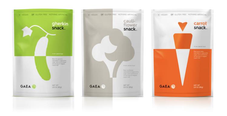 GAEA packaging