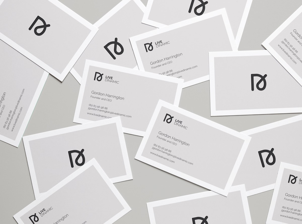 Business Card - Minimalist