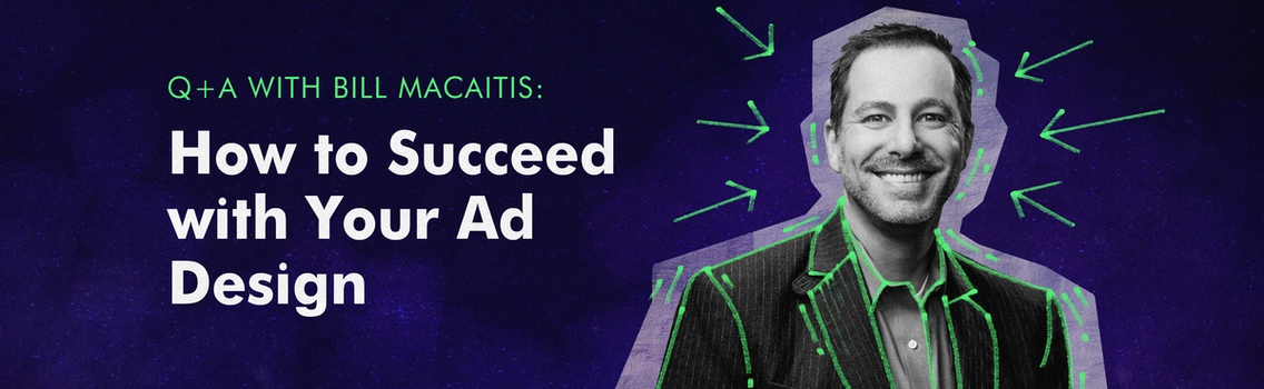 Bill Macaitis Slack CMO interview on ad design