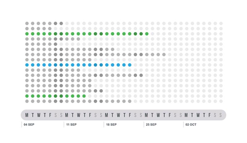 Gantt Chart PPT Project Management sample