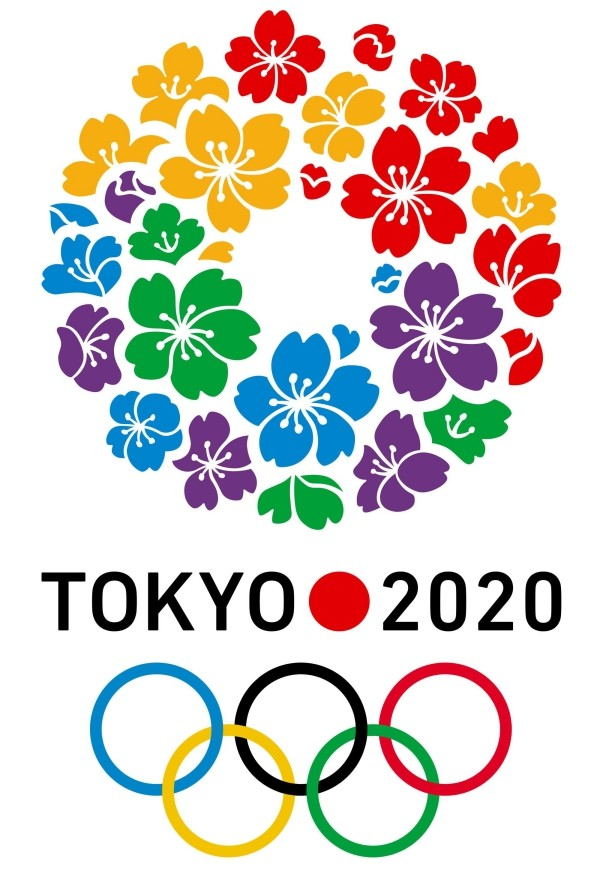 Olympic 2020 poster