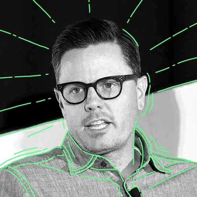 Burke Morley, VP Brand and ECD at Purple