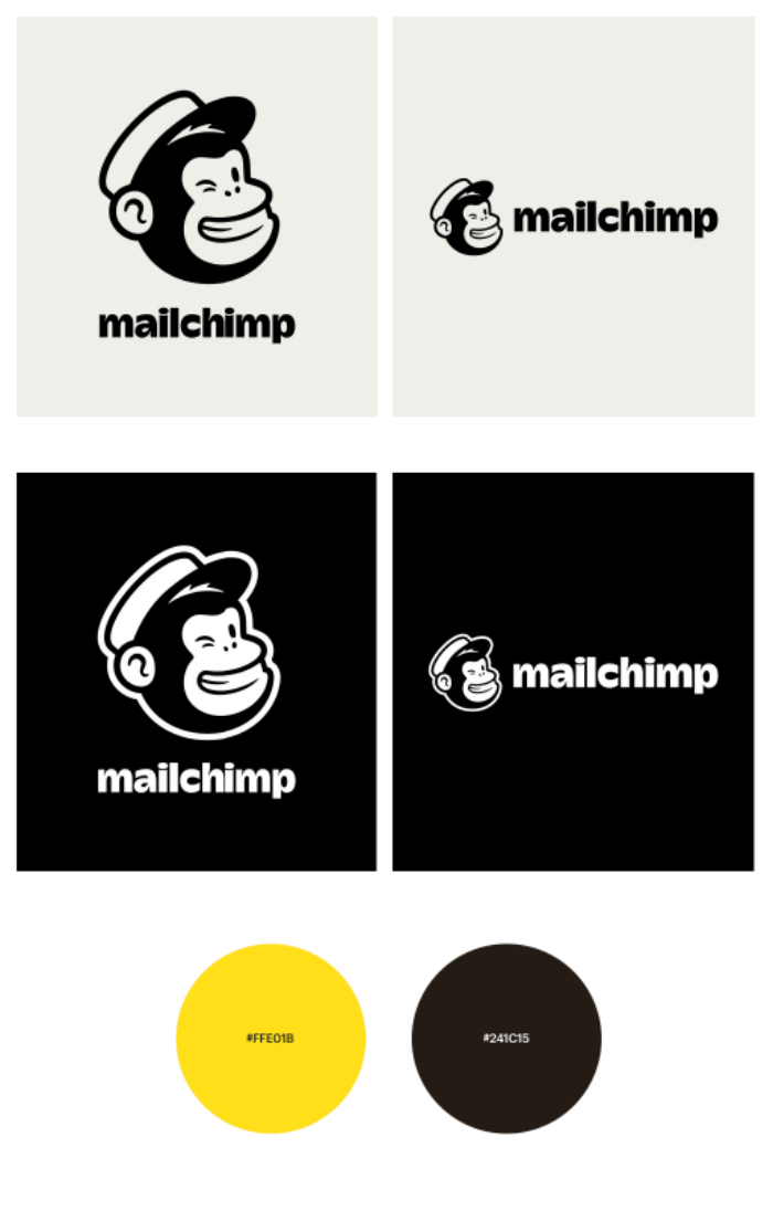 Mailchimp brand style guide