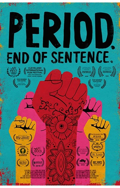 Peroid. End of Sentence.
