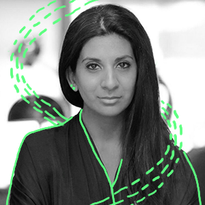 Purvi Shah, Head of Global Strategic Design Operations at Visa