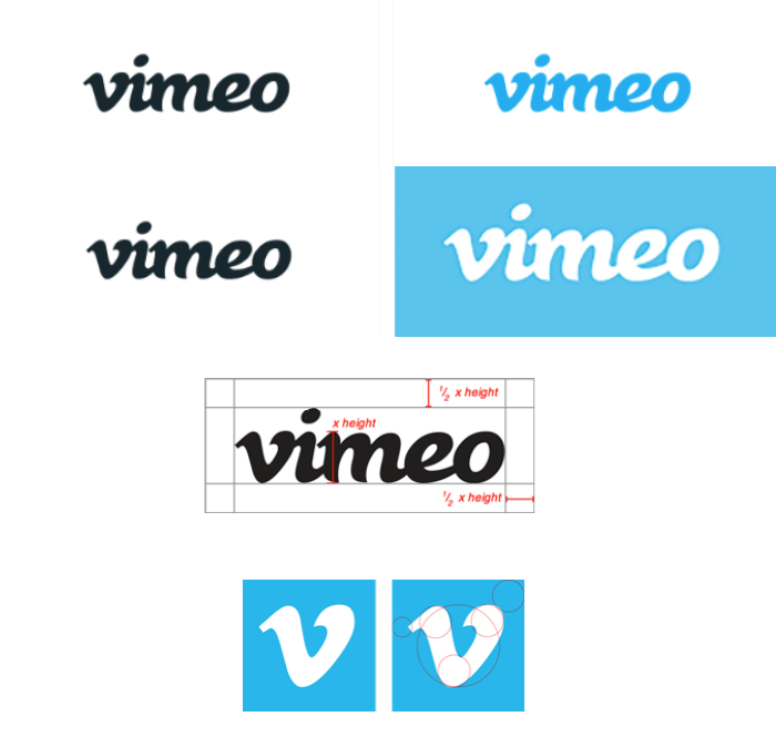 Vimeo brand style guide
