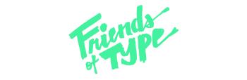 Friends of Type logo