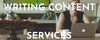 Writing Content Services