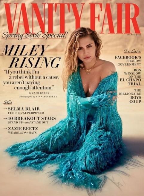 Vanity Fair 2019 cover