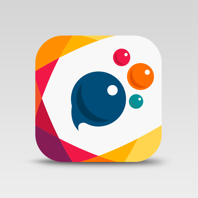 PicsArt New App Icon Design