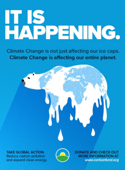 Climate Change Happening