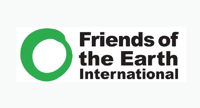 Friends of The Earth International logo