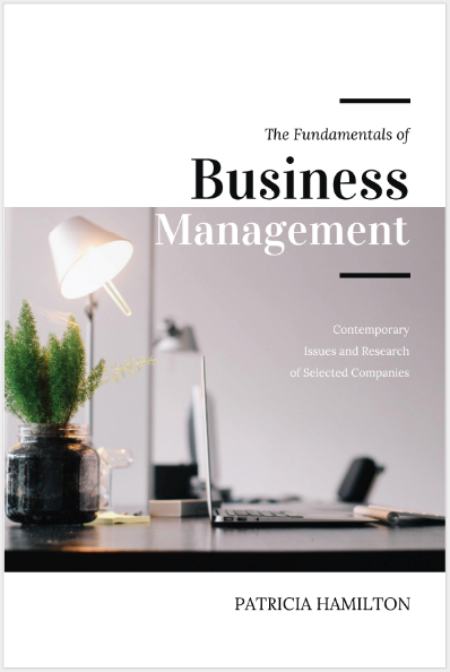 business management cover
