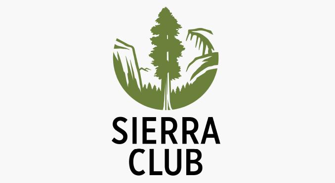 Sierra Club logo design