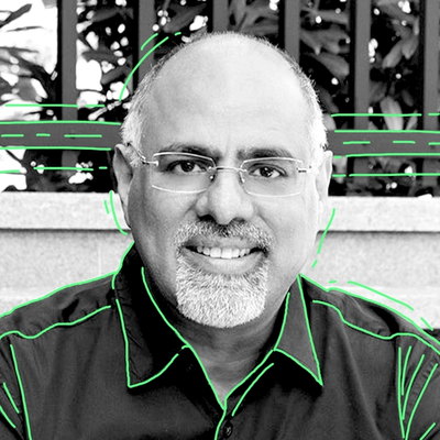 Raja Rajamannar, Chief Marketing & Communications Officer and President, Healthcare Business, Mastercard