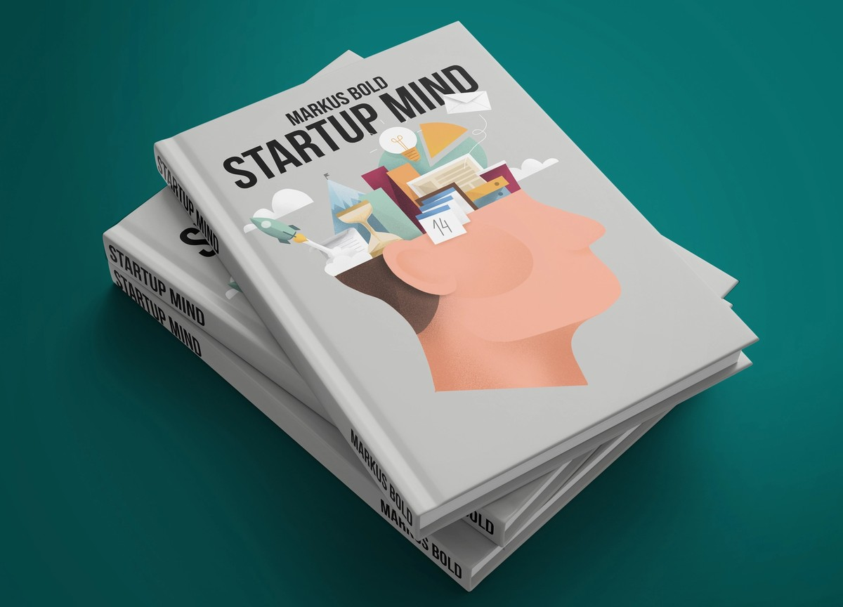 Business Startup Book COver