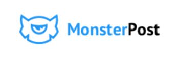 MonsterPost logo