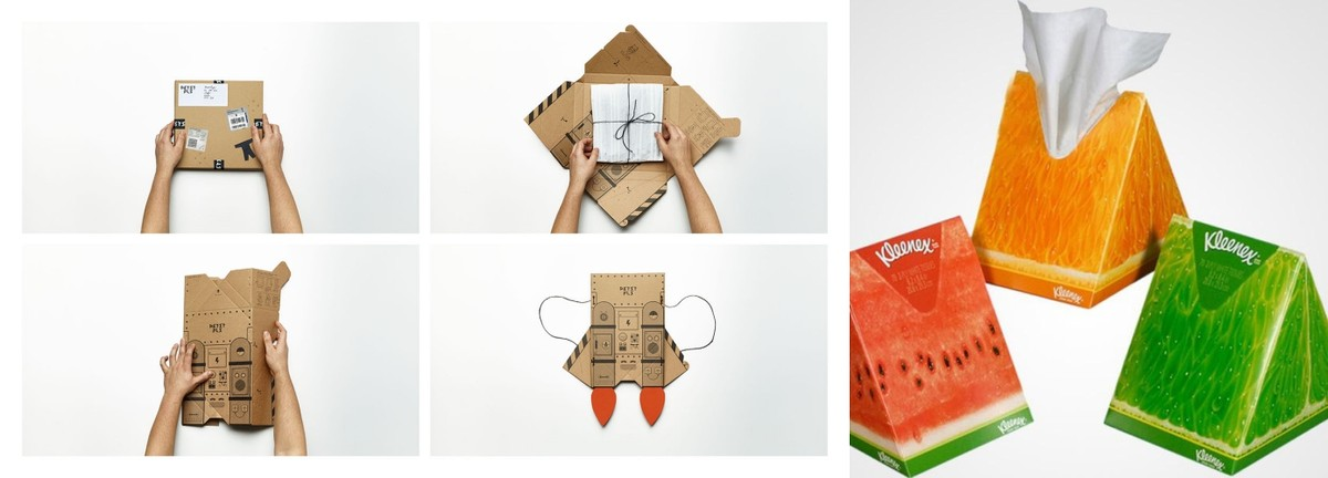 Outside the box example packaging 4