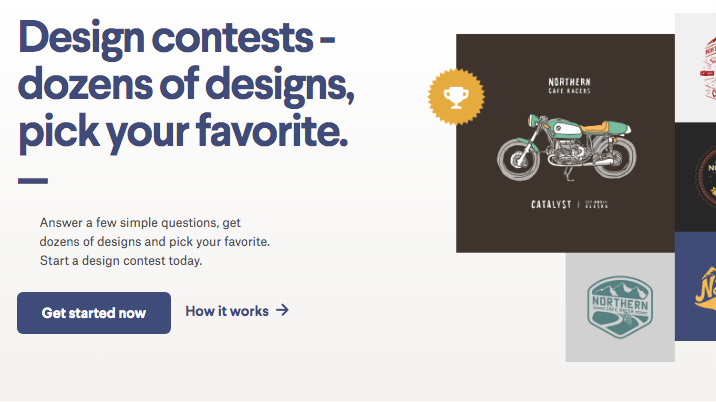 Design contest service
