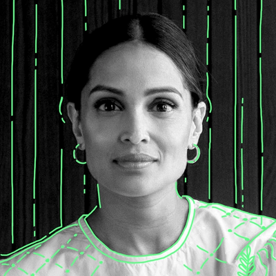 Kinjil Mathur, Chief Marketing Officer at Squarespace
