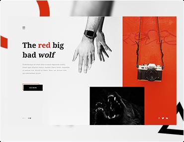 Big Red Web Design