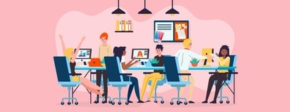 Ten Tips to Get Your Design Team Back on the Work Grind