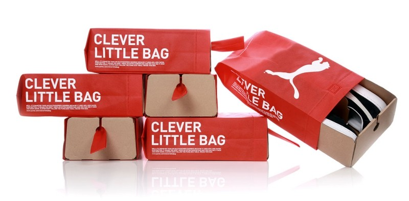 Puma's clever little bag