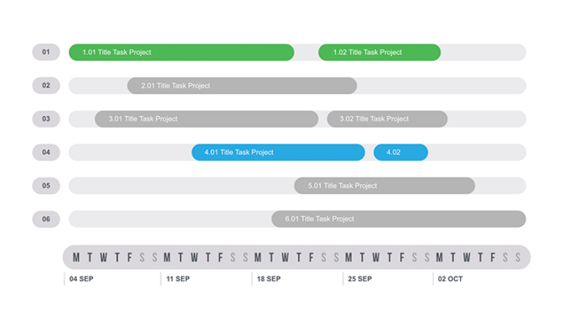 20 Free Gantt Chart Templates That Are Ready For Your Use Excel
