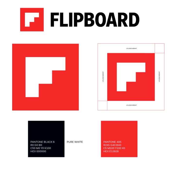 Flipboard brand style guide