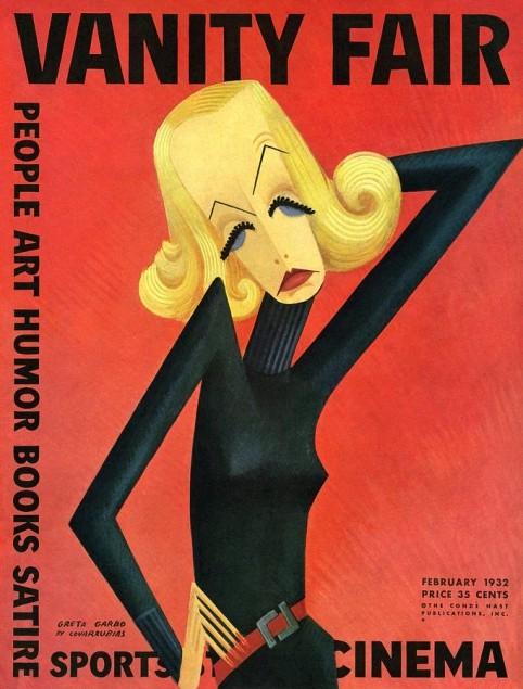 Vanity Fair 1930 cover