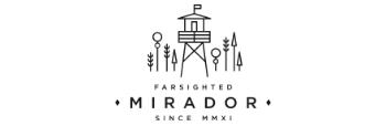 Mirador blog logo