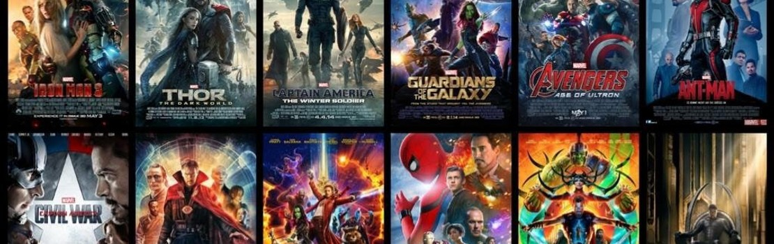 20+ Marvel Posters with the Best Design