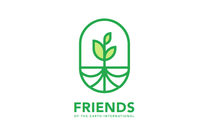 Friends of The Earth International logo redesign by Superside