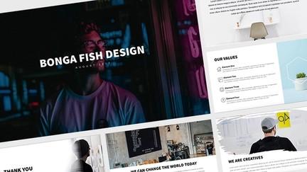 Bonga Fish Design