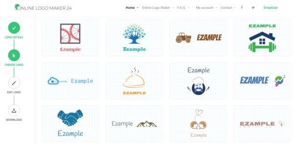 Online Logo Maker 24