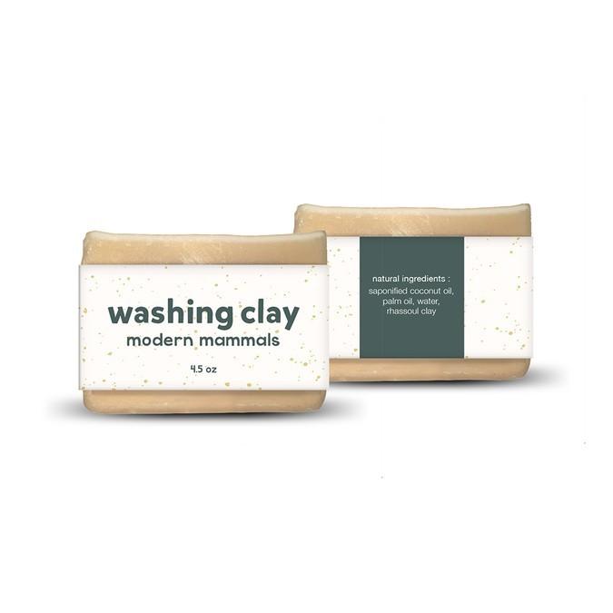 Washing Clay