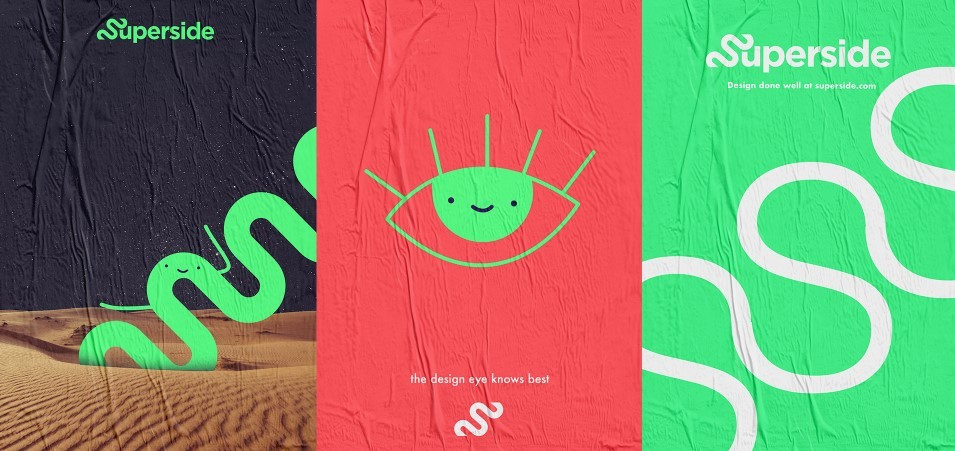 More outtakes from our Behance brand breakdown