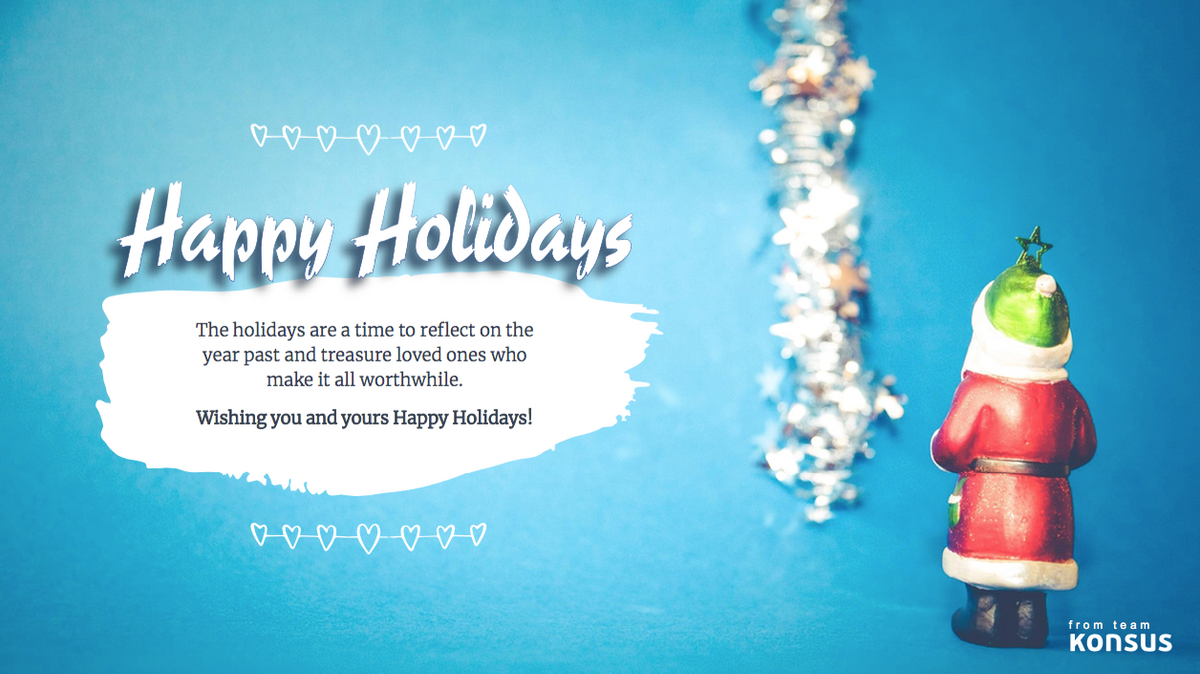 Happy Holiday Card 2