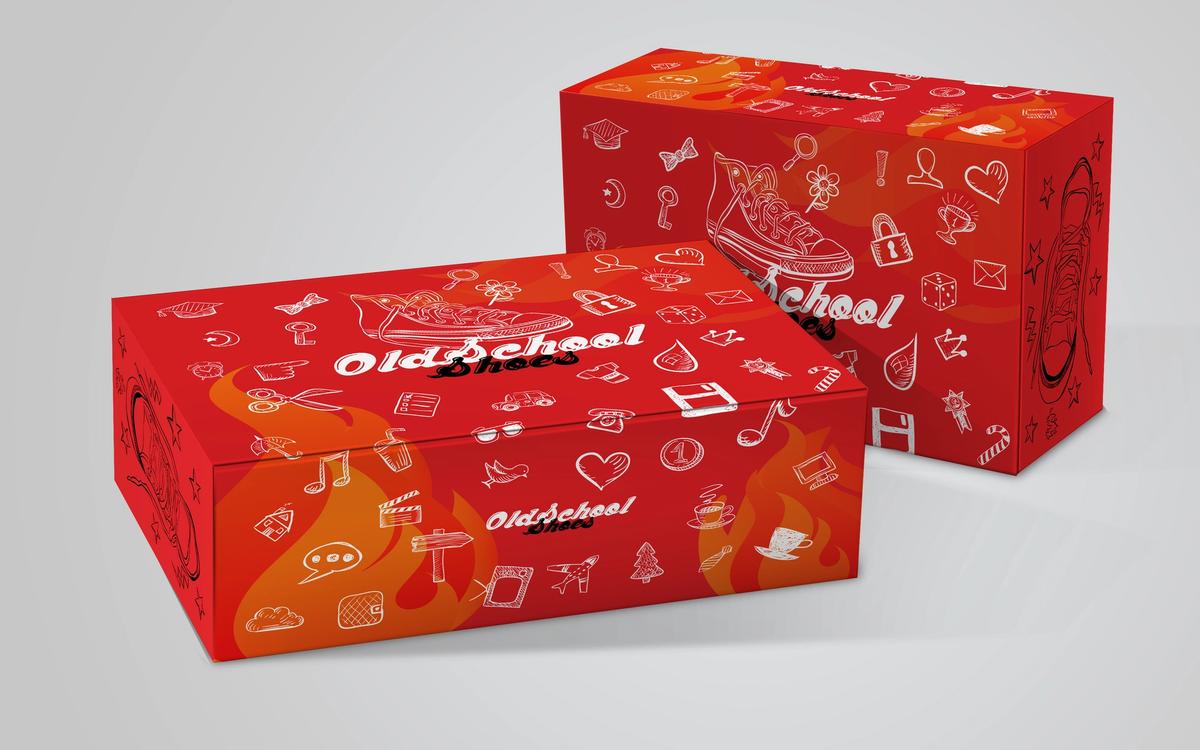 Shoebox Packaging