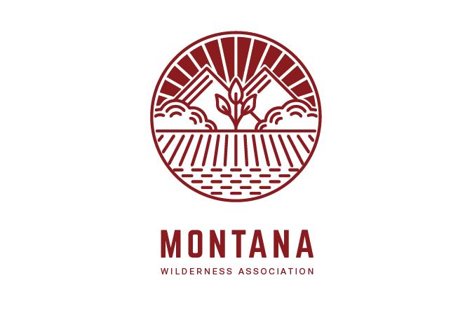Montana Wilderness Association logo redesign by Superside