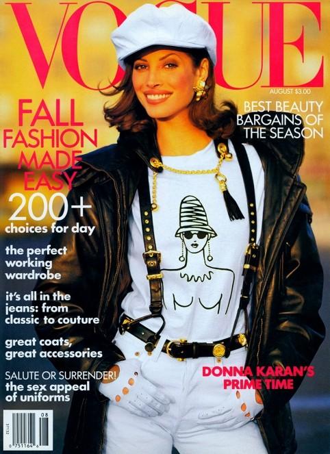 Vogue 1990 cover