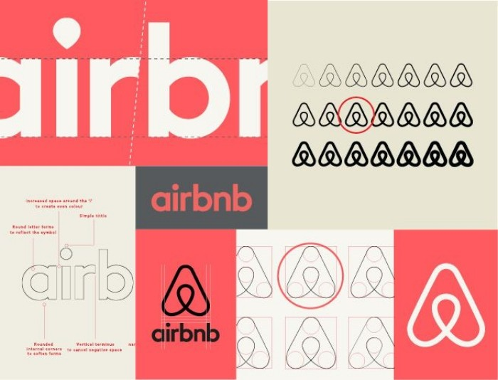 Airbnb brand style guide