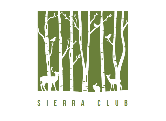 Sierra Club logo redesign by Superside