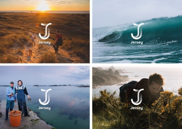 Jersey branding