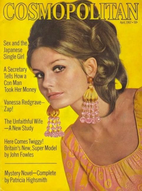Cosmopolitan 1960 cover