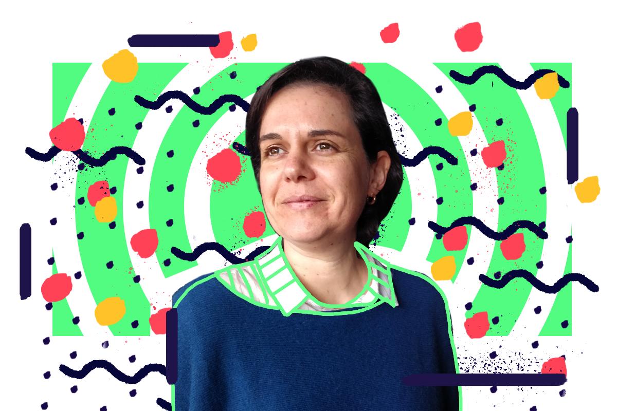 Ines Almieda Design Director Superside